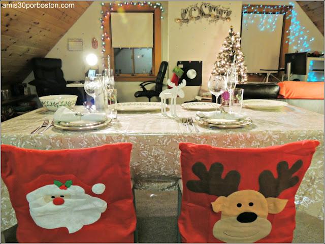Noche Buena y Navidad en Boston 2015