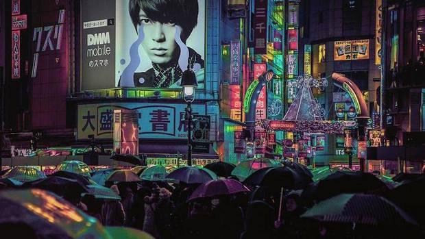 © Liam Wong | Neo Tokyo | fotografía | nuncalosabre