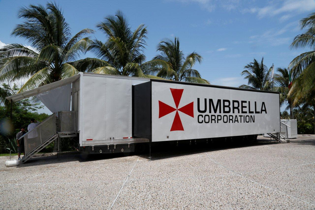Umbrella Corporation Real