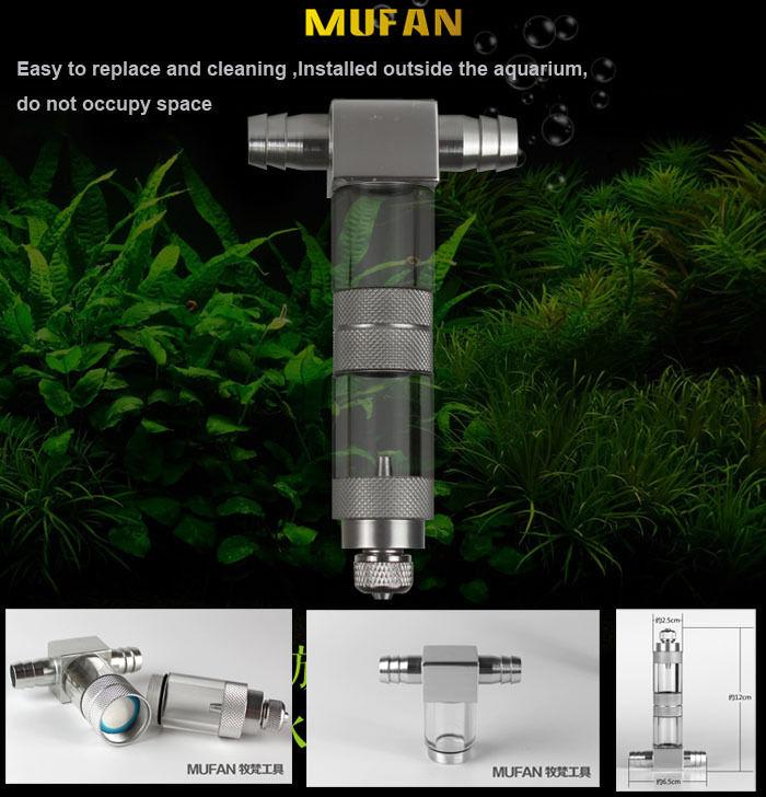thiết bị hòa tan CO2 thiết kế tinh tế hoạt động hiệu quả