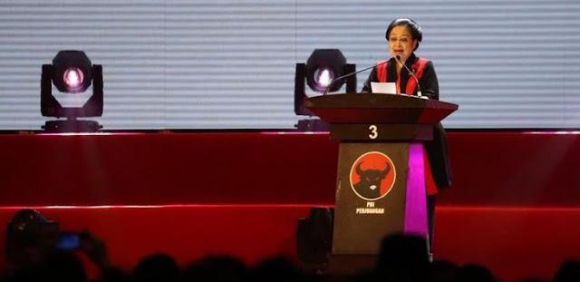 Megawati: Agar Pancasila Tetap Terjaga, Jokowi Harus Kembali Jadi Presiden!