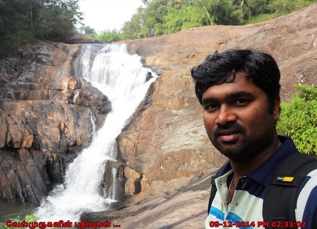 Wayanad Kanthanpara Waterfalls