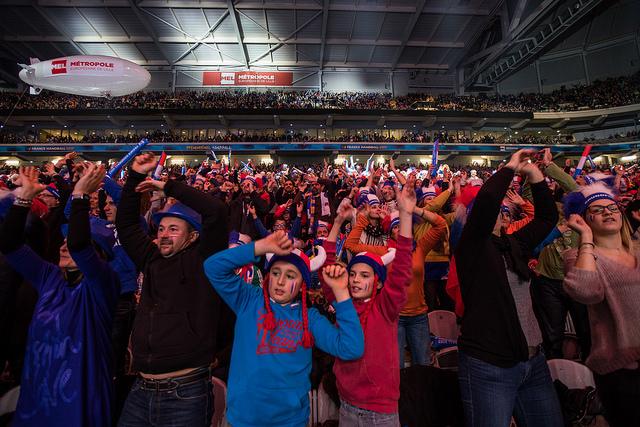 record mundial espectadores handball