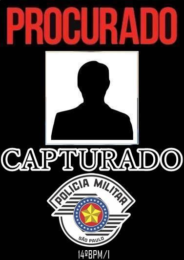 POLÍCIA MILITAR DE REGISTRO-SP CAPTURA PROCURADOS DA JUSTIÇA