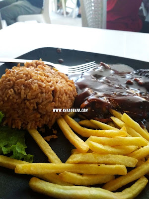 Nasi Goreng Lamb Chop Pak Mat Western Pulau Pinang