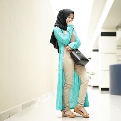 Fashion Hijab Muslimah Kekinian