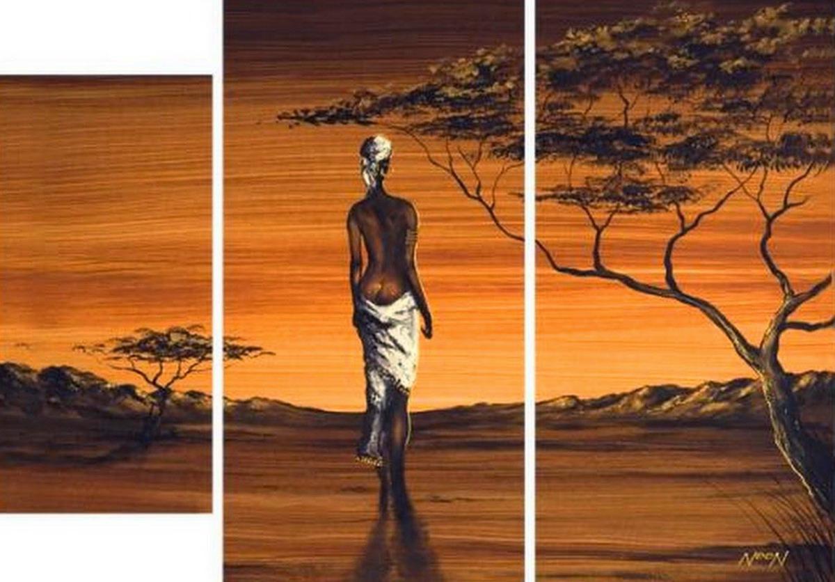Cuadros modernos pinturas y dibujos paisajes para pintar for Cuadros bonitos y modernos