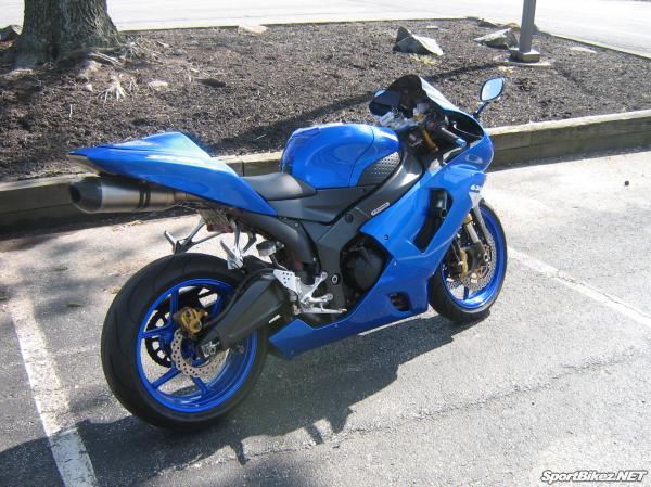 Bikes World Kawasaki Ninja Zx 6r 636