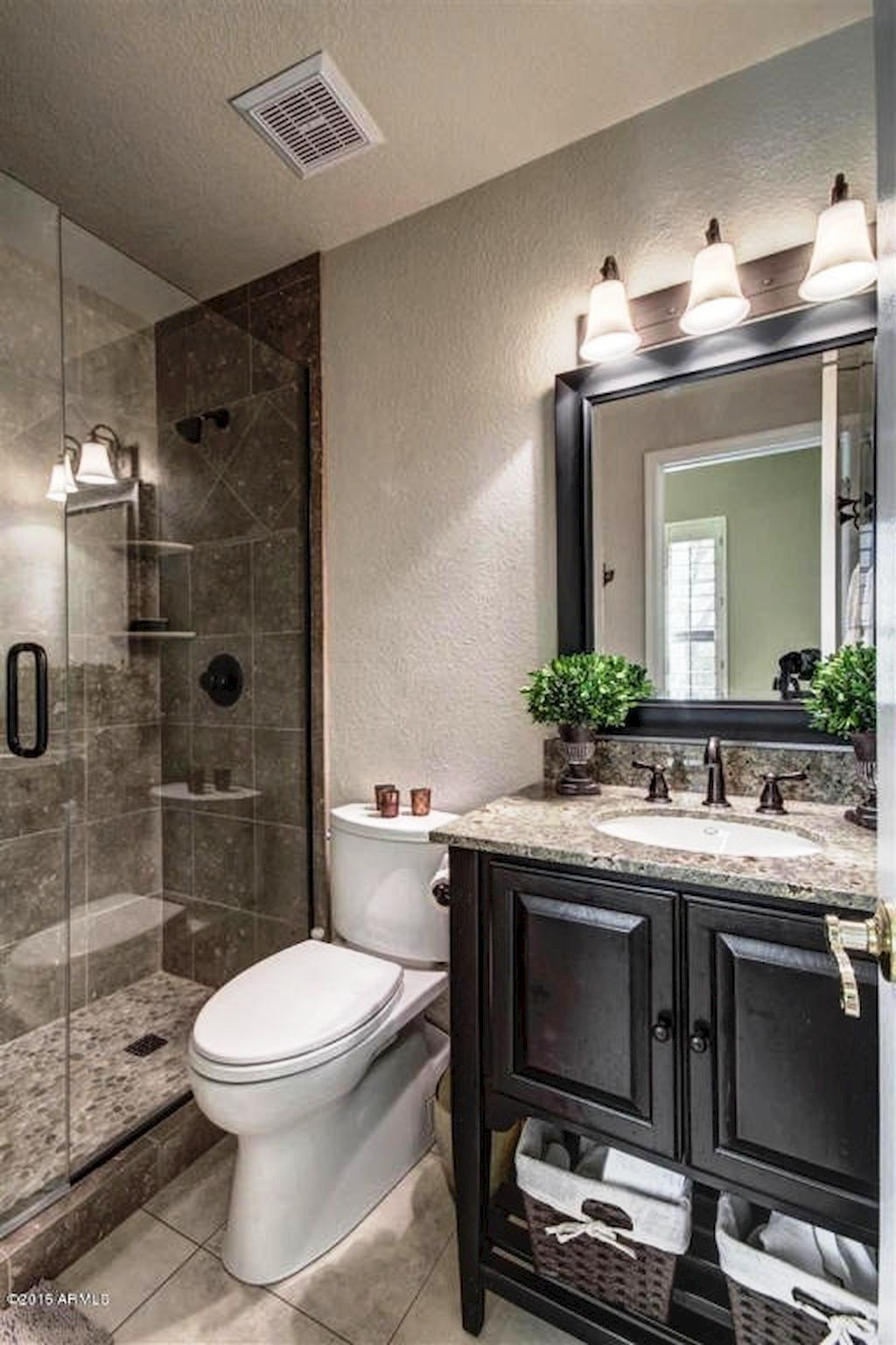 How to Use Low Budget to Remodel Small Master Bathroom ... on Small Bathroom Renovations  id=44038