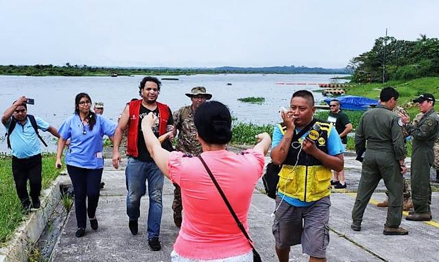 Rescatan ocupantes de avioneta desaparecida en Loreto