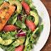Salmon and Citrus Salad Recipe for Fat Loss