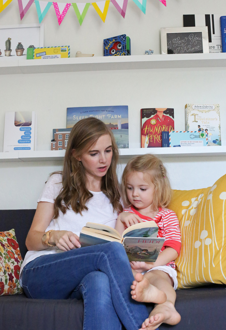 Wondering how to start reading chapter books aloud to your preschooler or elementary school child? Try these tips.