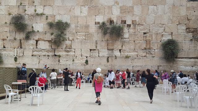 Muro de los Lamentos, Jerusalem, Israel, Elisa N, Blog de Viajes