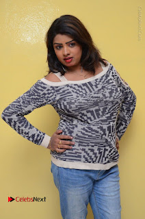 Actress Sridevi Stills in Jeans at No 1 Hero Rajendra Press Meet  0039.JPG