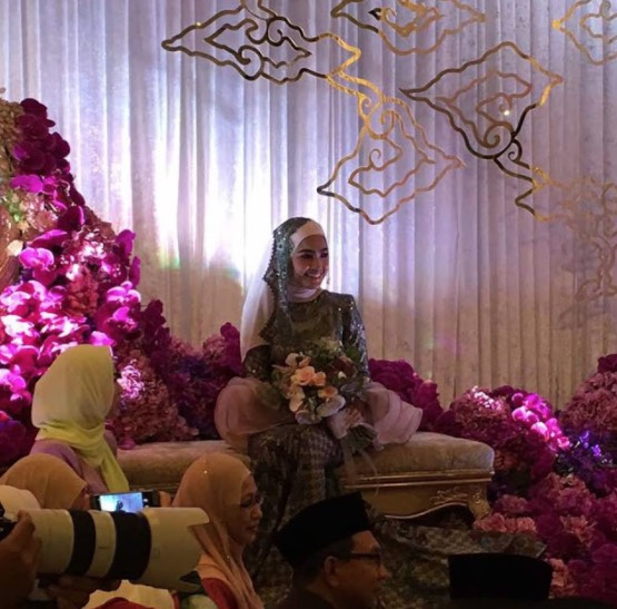 Sama Cantik Sama Padan, Sekitar Majlis Pertunangan Elfira Loy Dan Sufian Suhaimi