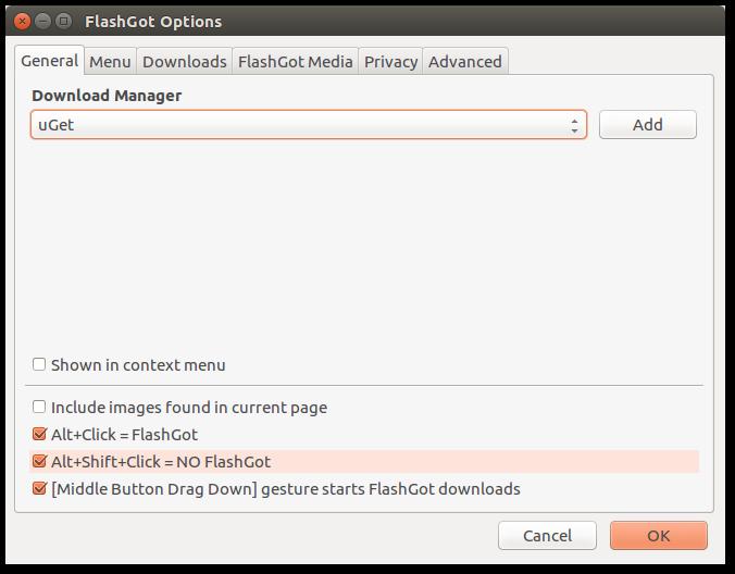 FlashGot Mass Downloader  Addons for Firefox
