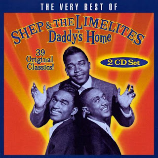 Shep & The Limelites - Daddy's Home Single (1961) WLCY RADIO HITS