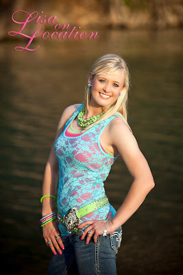 New Braunfels senior portraits in Gruene, Texas