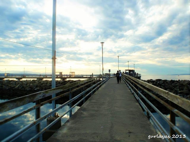 the boardwalk at Puget Sound by gurlayas.blogspot.com