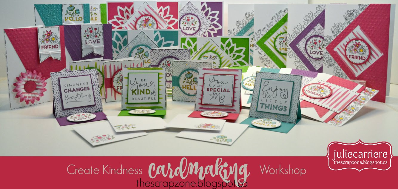 Create Kindness Cardmaking assembly guide EXPLORE only