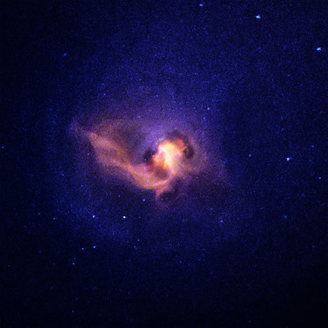 Supermassive Black Hole in Elliptical Galaxy NGC 4696