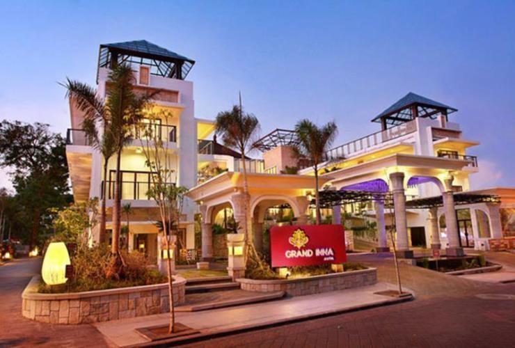 Grand Inna Kuta Hotel murah dan elegant di pulau Dewata Bali