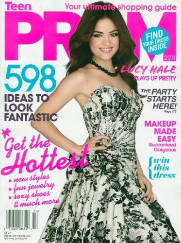 Best Prom Magazine Covers: Cute and Sexy - Fashion Eye