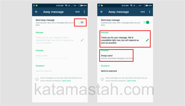 Cara Terbaru Membalas Pesan WhatsApp Secara Otomatis 3 Cara Terbaru Membalas Pesan WhatsApp Secara Otomatis