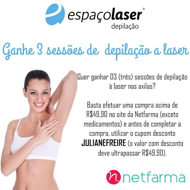 NETFARMA ESPAÇO LASER