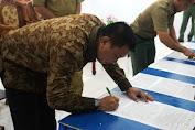 Bupati Teken Kesepakatan Pembentukan FP2KIF Untuk Berantas Illegal Fishing