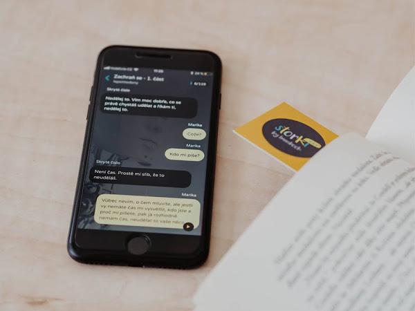 Storki ║ Čo je to chat fiction?