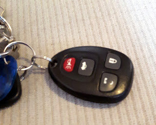 GM Car Keyfob
