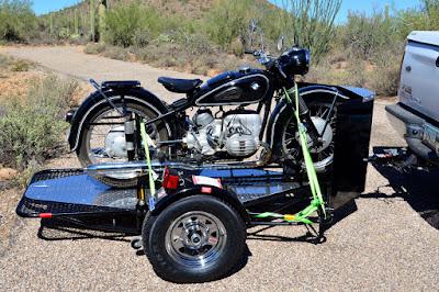 Open-motorcycle-trailer