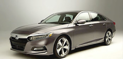 Ini Dia Mobil Sedan Mid Size Honda Accord Terbaru