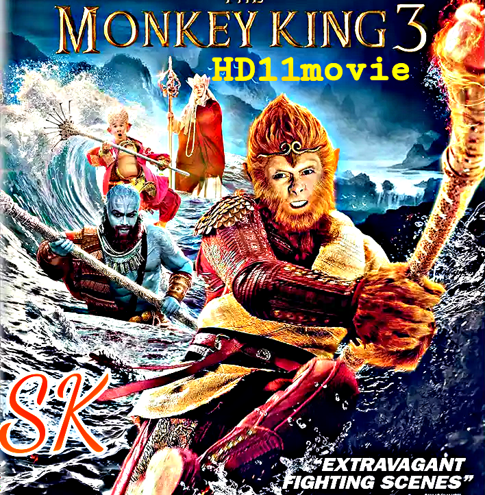 The Monkey King 3 2018 Chinese Bluray 480p 300mb Hd11movies