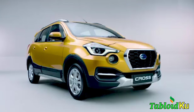 wallpaper Datsun cross