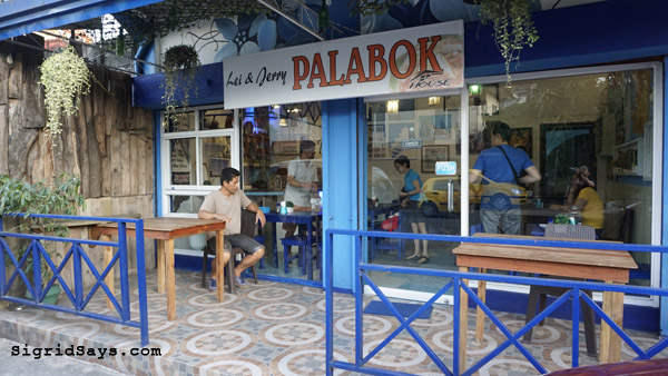 Bacolod restaurants - Lei and Jerry Palabok Haus