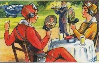 هكذا توقعت مجلة ألمانية شكل المستقبل عام 1930