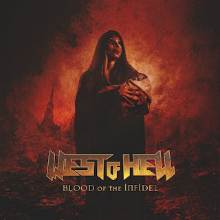 "Το βίντεο των West of Hell για το ""Chrome Eternal"" από το album ""Blood of the Infidel"""