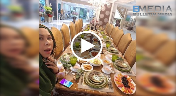 Kemewahan Dato Seri Vida Berbuka Puasa Dikecam Netizen!!