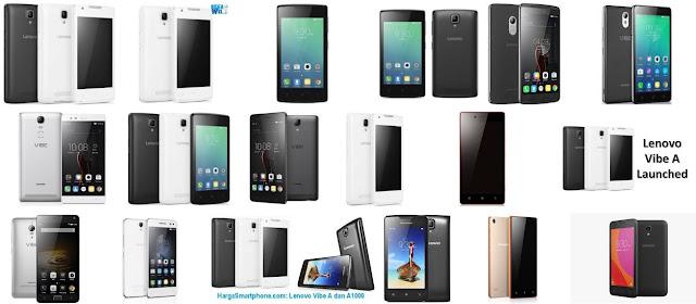 Smartphone Lenovo Terbaik Dengan Harga Murah di Bawah 1 Juta