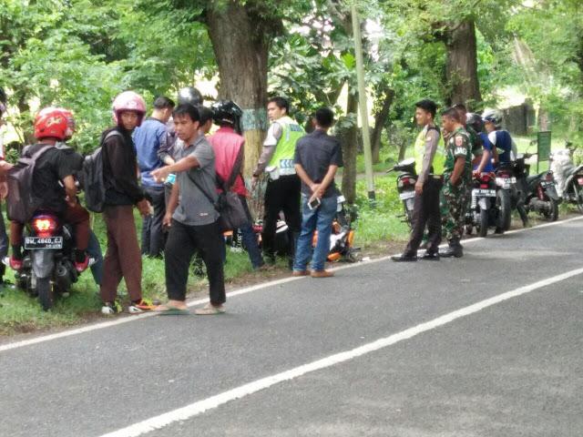 Saling Bertabrakan Motor, Pelajar di Soppeng Meninggal di RSUD
