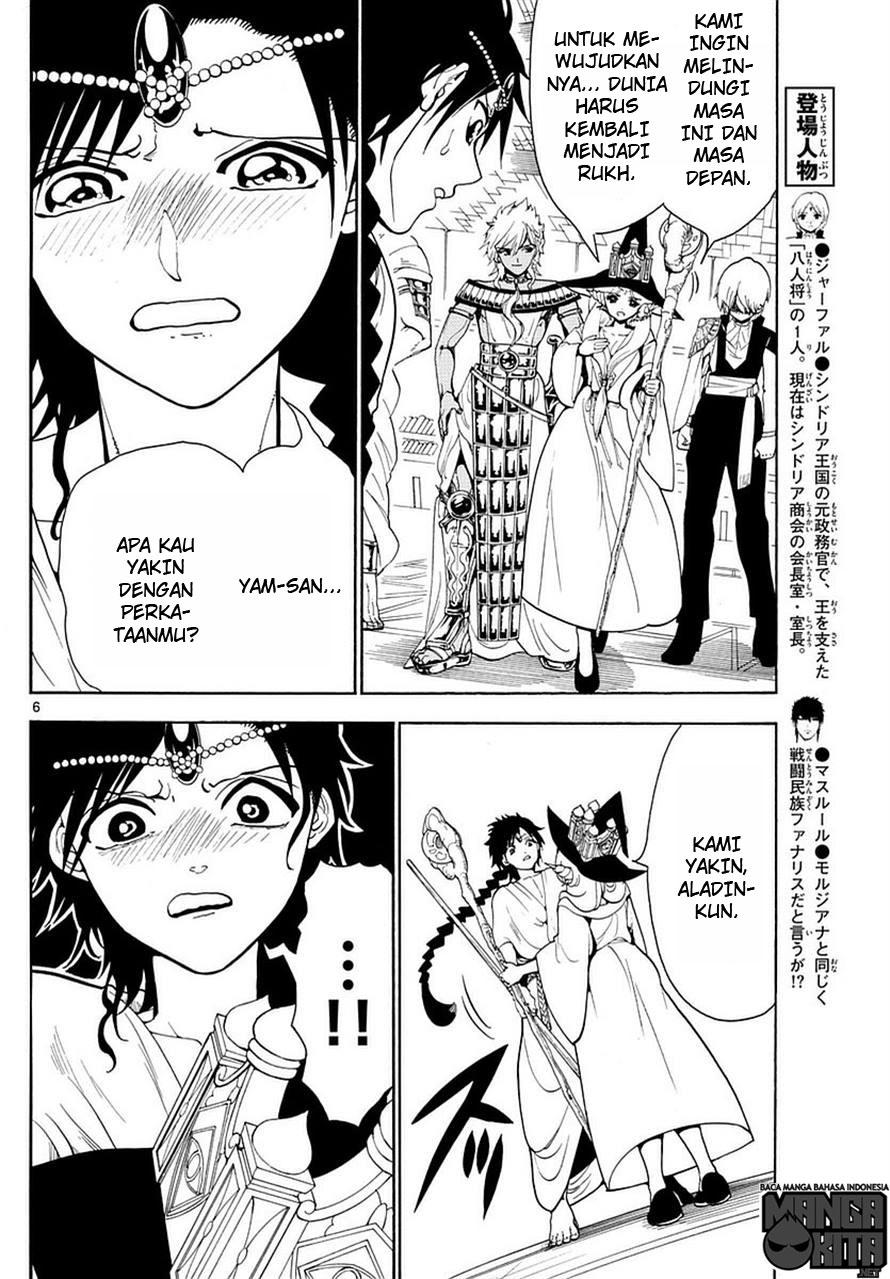 Magi Chapter 330-6