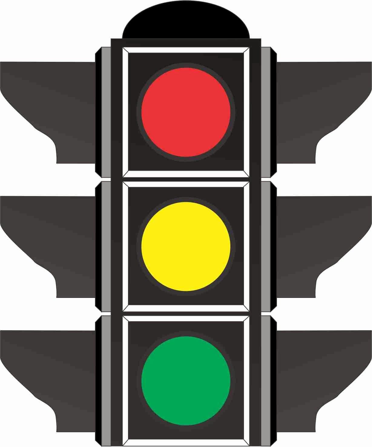 Coreldraw Tutorial New Simple How To Draw Traffic Light