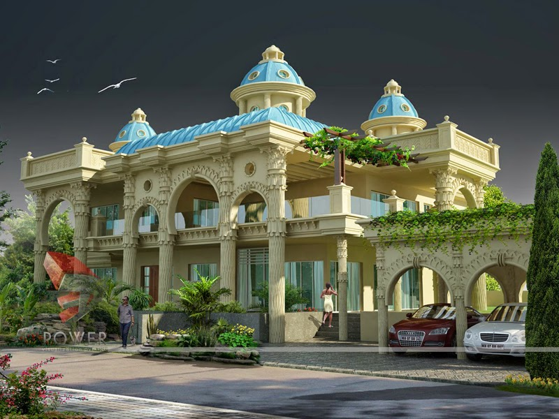 Traditional Lavish Style Bungalow