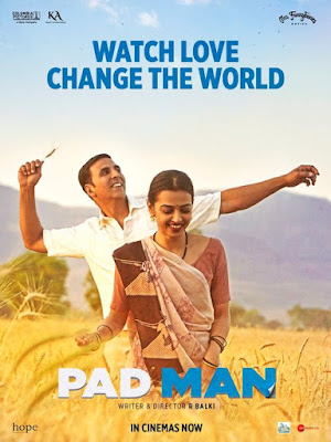 Padman Movie Cast, Poster, Trailer and Songs