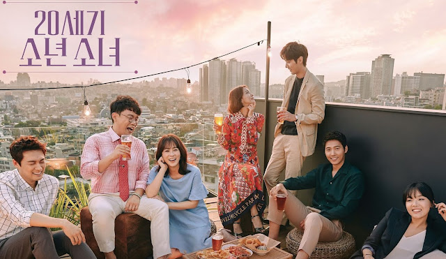 Download Drama Korea 20th Century Boy and Girl Batch Subtitle Indonesia