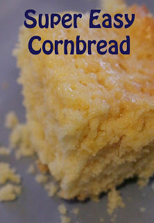 Best (and Easiest) Cornbread Ever