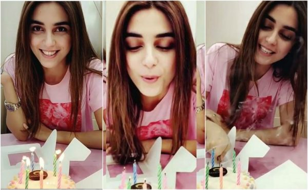 Beautiful Maya Ali celebrates her best friend Osman Kahlid Butt's Birthday