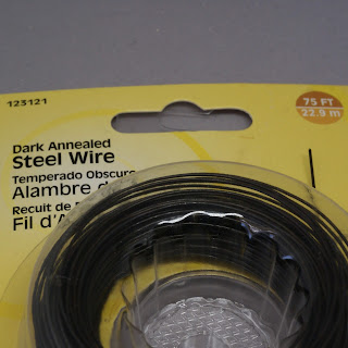 Dark Annealed Steel Wire